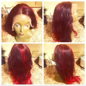 Accessories - Patricia Synthetic Frontal Unit